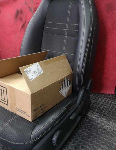 Cambio airbag A2 2
