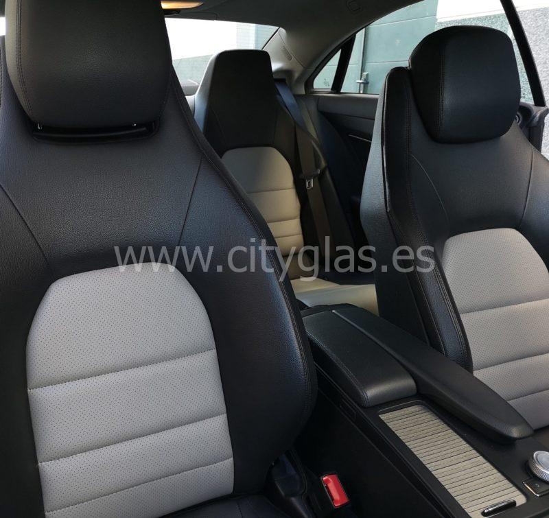 Tapizado de centros de butacas Mercedes-Benz Clase C