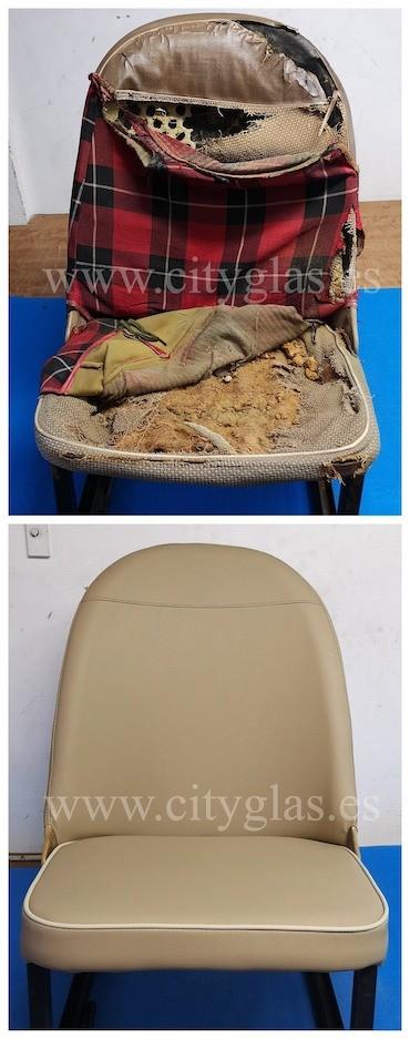 tapizado asientos seat 600