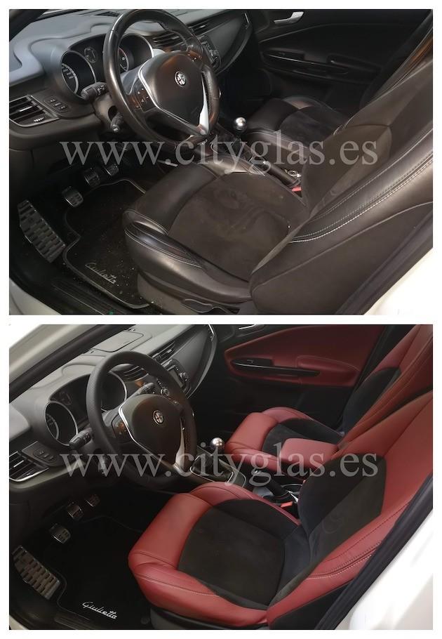 personalización de tapiceria de coches madrid