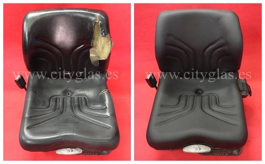 arreglar espuma de asiento